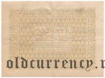 Бенсхайм (Bensheim), 20 марок 1919 года