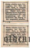 Лассан-Цинновиц (Lassan-Zinnowitz), 2 нотгельда