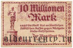 Киль (Kiel), 10.000.000 марок