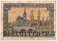 Дитфурт (Ditfurt), 50 пфеннингов 1921 года