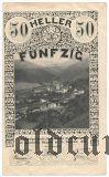 Австрия, Лилиенфельд (Lilienfeld), 50 геллеров 1920 года