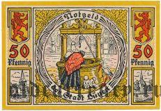 Люнен (Lünen), 50 пфеннингов 1921 года
