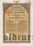 Deutsche Hypothekenbank, Meiningen, 1000 goldmark 1930