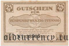 Лерте (Lehrte), 25 пфеннингов 1921 года