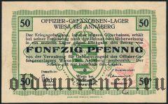 Германия, Wiesa bei Annaberg, 50 пфеннингов 1916 года