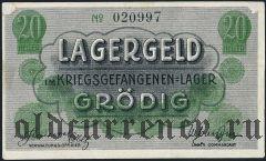Австро-Венгрия, Grödig, 20 геллеров