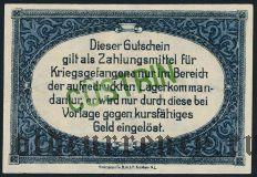Германия, Cüstrin, 5 пфеннингов 1917 года
