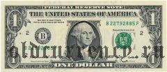 США, 1 доллар 2009 года