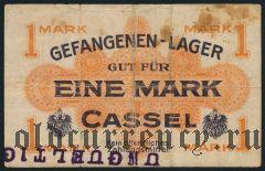 Германия, Cassel, 1 марка