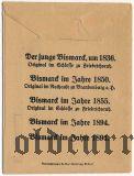Гентин (Genthin), конверт от нотгельдов
