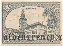 Треффурт (Treffurt), 10 пфеннингов 1920 года