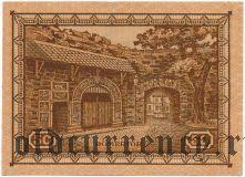 Ремаген (Remagen), 50 пфеннингов 1921 года