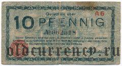 Кёльн (Köln), 10 пфеннингов 1918 года