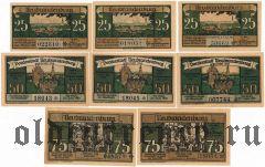Нойбранденбург (Neubrandenburg), 8 нотгельдов 1921 года