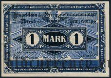 Германия, Guben, 1 марка 1917 года