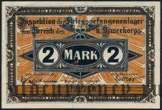 Германия, Guben, 2 марки 1917 года