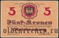 Австро-Венгрия, Reichenberger, 5 крон