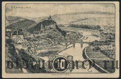 Саарбург (Saarburg), 10 пфеннингов 1920 года