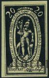 Кёнигсхофен-им-Грабфельд (Königshofen im Grabfeld), 20 пфеннингов 1921 года