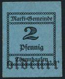 Таннхаузен (Thannhausen), 2 пфеннинга
