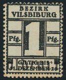 Фильсбибург (Vilsbiburg), 1 пфеннинг 1920 года