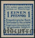 Шнеберг-Нойштадт (Schneeberg-Neustädtel), 1 пфеннинг