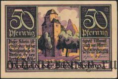 Брена (Brehna), 50 пфеннингов 1921 года