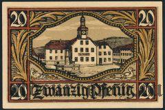Ремда (Remda), 20 пфеннингов 1921 года