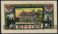 Альтенкирхен (Altenkirchen), 25 пфеннингов 1921 года