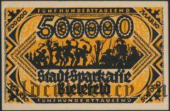 Билефельд (Bielefeld), 500.000 марок 1923 года