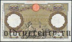 Италия, 100 лир 1939 года
