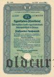 Thüringischen Landes-hypothekenbank, Weimar, 500 reichsmark 1940.
