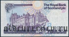 Шотландия, 20 фунтов 2000 года