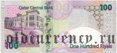 Катар, 100 риалов (2007) года