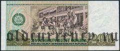 ГДР, 200 марок 1985 года