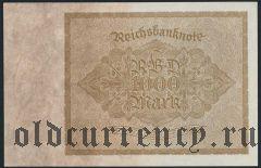 Германия, 1000 марок 1922 года