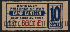 США, Barkeley, 10 центов