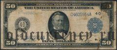 США, 50 долларов 1914 года, Огайо