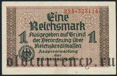 Германия, 1 рейхсмарка (1940-45) года