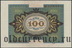 Германия, 100 марок 1920 года
