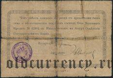 Николаевск на Амуре, 100 рублей