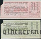 Грузия, сертификаты, 1000 и 10 000 рублей 1992 года