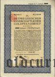 Калининград (Königsberg) Восточная Пруссия, 7% Сельскохозяйственная Ипотека, 500 goldmark 1927