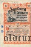 Российская генеральная нефтяная корпорация, 25 фунтов 1913 года