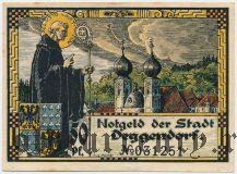Деггендорф (Deggendorf), 50 пфеннингов 1920 года