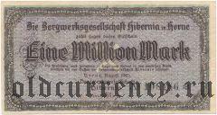 Херне (Herne), 1.000.000 марок 1923 года