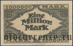 Берлин (Berlin), 1.000.000 марок 1923 года
