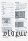 Аукционный каталог банкнот, Notaphilie, 1998 года