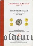 Аукционный каталог античных монет ''H.D.Rauch''. 09.2008