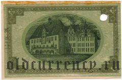Хайльбронн (Heilbronn), 10 марок 1918 года